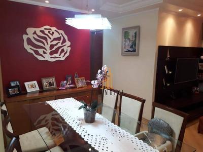 Apartamento Residencial À Venda, Vila Baeta Neves, São Bernardo Do Campo. - Ap0893