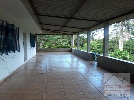 Chácara Com Área De 18.660m² Com 3 Dormitórios Em Rio Grande - Santo André - Sbc. - Ch0003