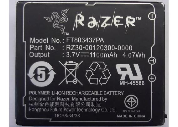 Bateria Mouse Razer Mamba Ft803437pa 1100mah 3.7v 4