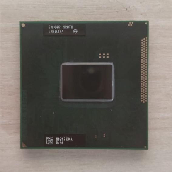 Processador I3 2ª Geração Notebook