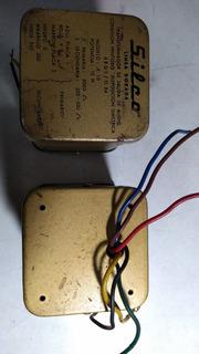 Transformador Salida De Audio Valvular El84