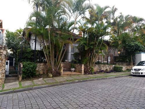 Casa À Venda, 4 Quartos, 1 Suíte, 5 Vagas, Vila Galvão - Guarulhos/sp - 981