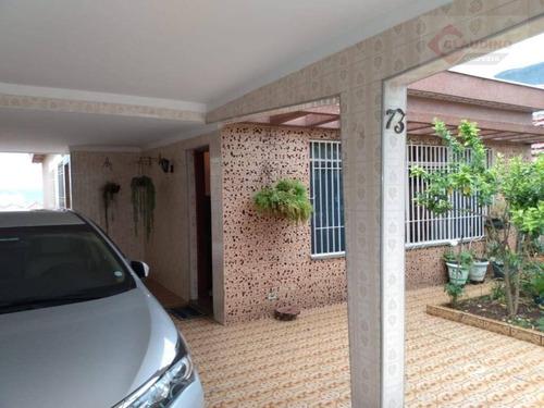 Casa Térrea Com 3 Dormitórios À Venda, 200 M² Por R$ 850.000 - Jardim Vila Formosa - São Paulo/sp - Ca0962