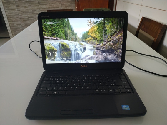 Notebook Dell Inspiron 14 3420 Intel I5 8gb Ram 1tb Hd