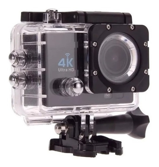 Camera Action Pro Sport 4k Full Hd Prova Agua Wifi