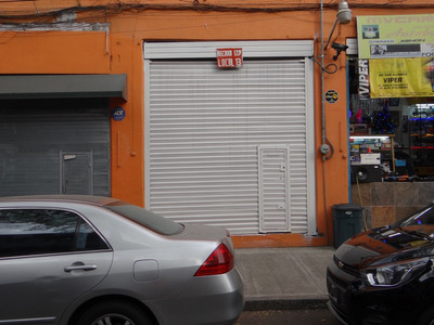 Local Comercial 30m2 En Benito Juárez, Excelente Ubicación