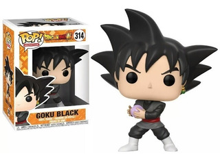 Funko Pop Goku Black #314 - Original!!!