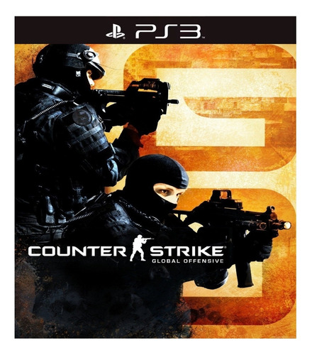 Counter-Strike: Global Offensive Valve PS3 Digital