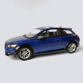 Miniatura Volvo C30 T5 2007 1:43 Cararama Azul