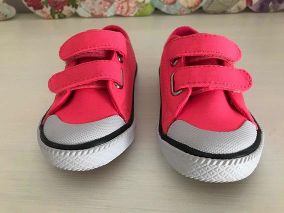 Zapatillas Polo Ralp Lauren Niña Originales Usa Talle 22