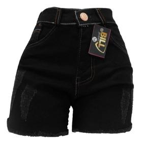 10 Shorts Jeans Feminino Pra Revenda Horpant Com E Sem Lycra