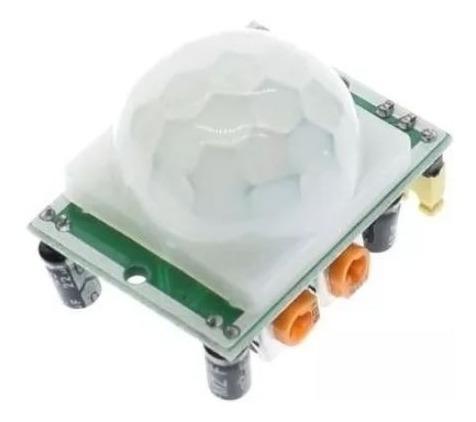 2 Sensor De Presença Pir Infravermelho Hc-sr501 Arduino