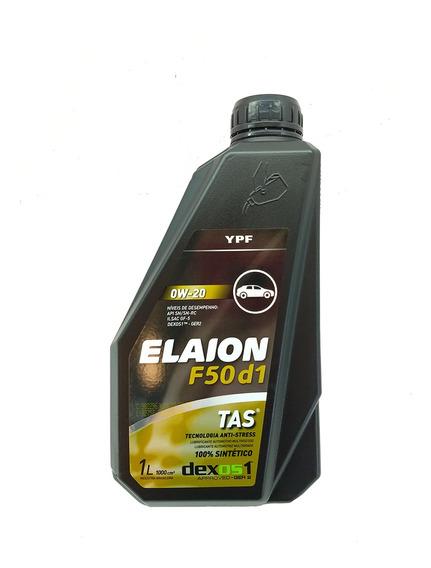 Oleo Elaion F50 D1 0w-20 982296