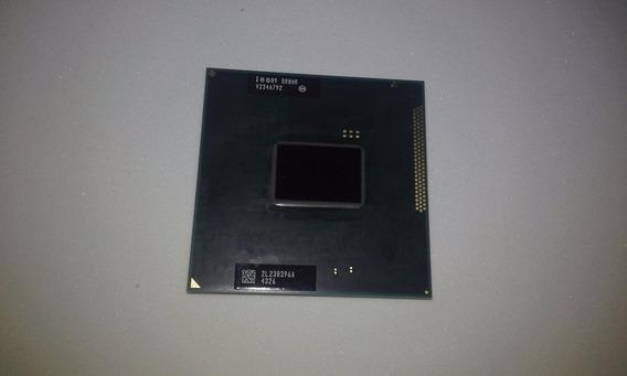 Processador P/ Notebook Dual Core B830 Sr0hr