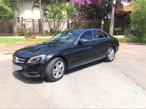 Mercedes-benz C180 1.6 Cgi Avantgarde 16v Turbo Gasolina