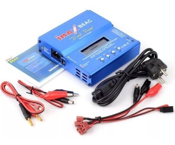 Carregador Bateria Imax B6 B6ac Lipo Nimh Dual Power C/fonte