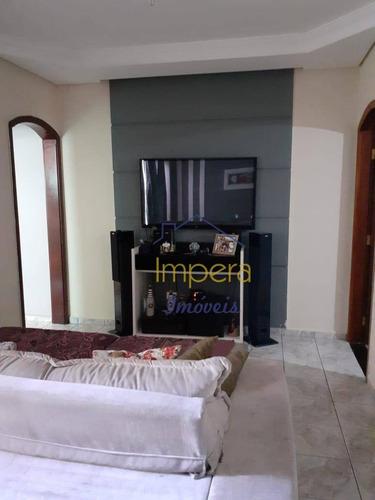 Casa À Venda, 80 M² Por R$ 220.000,00 - Jardim Santa Inês Ii - São José Dos Campos/sp - Ca0149