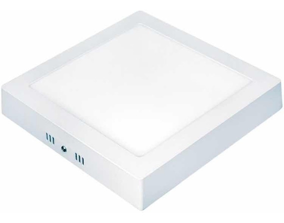Kit 10 Painel Led De Sobrepor 24w - Paflon, Luminária 25w