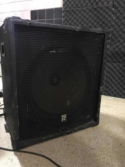 Amplificador Staner Bs 150 (baixo) Cubo - Preço Negociável