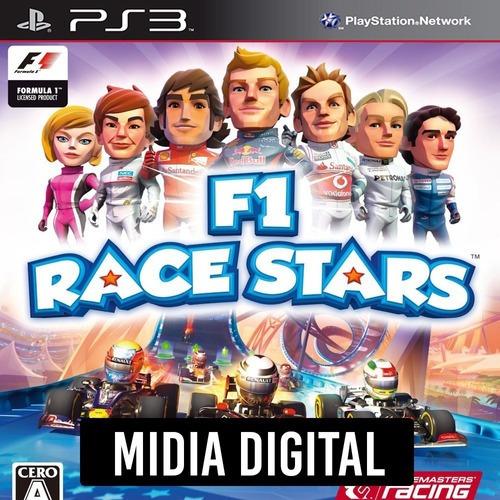 Ps3 Psn* - F1 Race Stars