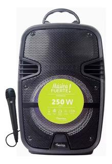 Parlante Kanji Harrison Acid 250w Fm Mic Karaoke Bluetooth