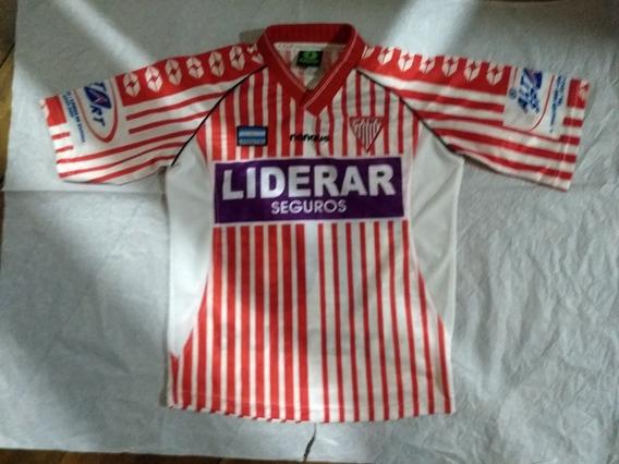 Camiseta De Los Andes 2004-2006 Nanque #10 Talle 10 O Xs