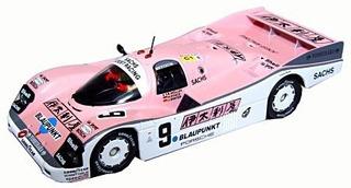 Porsche #44 Le Mans 1/43
