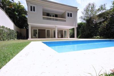 Casa Em Cidade Jardim, São Paulo/sp De 0m² 4 Quartos À Venda Por R$ 5.900.000,00 - Ca239381