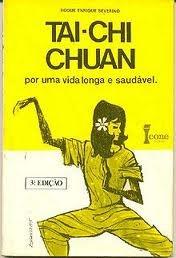Livro Tai Chi Chuan Por Uma Vida Longa E Saudavel