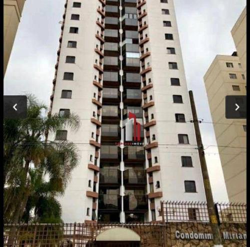 Imagem 1 de 30 de Apartamento À Venda, 77 M² Por R$ 550.000,00 - Vila Prudente (zona Leste) - São Paulo/sp - Ap1583