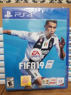 Fifa 19 2019 Juego Ps4 Original Play 4 Sellado+ Español