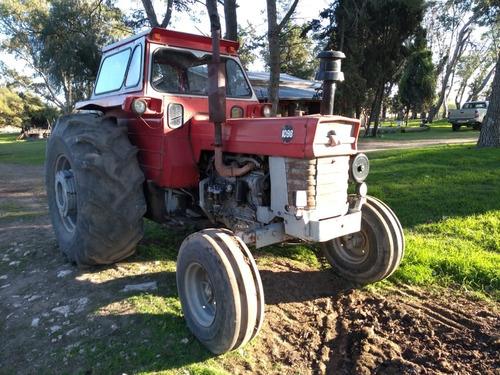 Tractor Mf 1098,perkins 6-454 De 110hp,año 1979,rod:24-5-32.