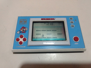 Game And Watch Súper Mario Bros Usado