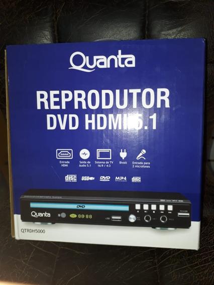 Reprodutor Dvd Hdmi 5.1