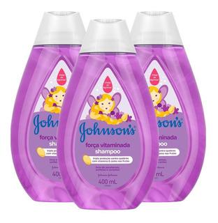 Kit Shampoo Johnson