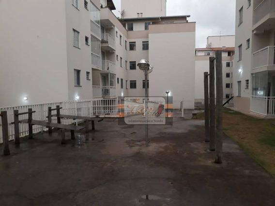 Apartamento Com 2 Dormitórios À Venda, 100 M² Por R$ 240.000 - Companhia Fazenda Belém - Franco Da Rocha/sp - Ap1154