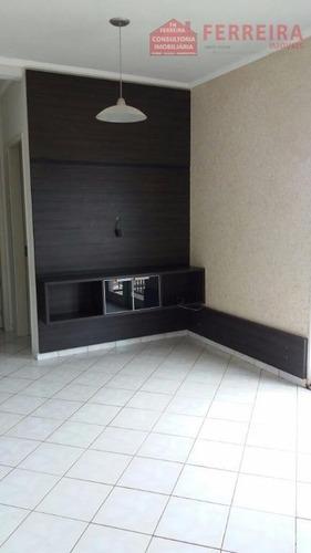 Apartamento De 2 Dormitórios, Cozinha Planejada. América Latina, Bairro Retiro, Em Jundiaí-sp. - Ap0077