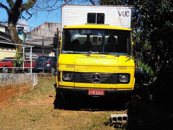 Caminhão Vuck 608 Mercedes Benz Em Ótimo Estado