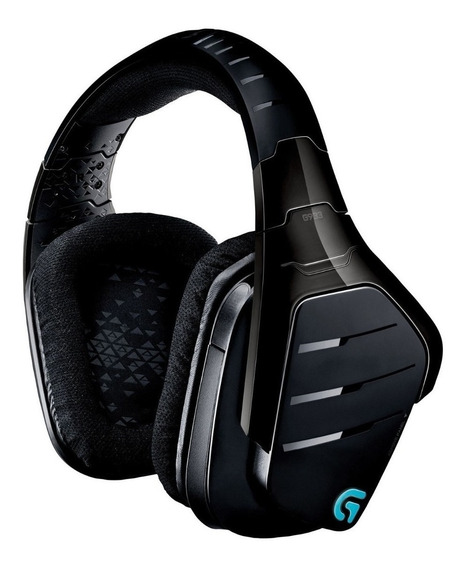 Headset Gamer Logitech G933 Artemis Spectrum 7.1 Wireless