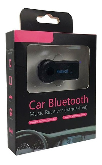 Adaptador De Som Bluetooth Para Carro Usb Receptor Bt-350