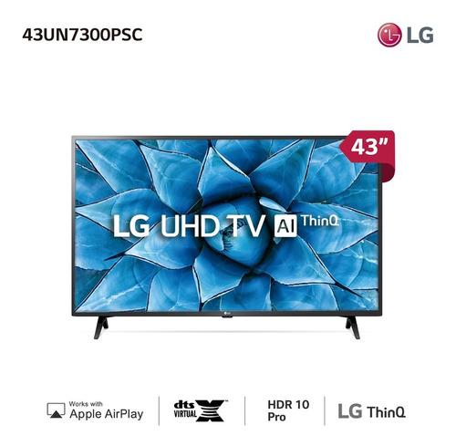 Smart Tv 43'' LG 43un7300psc - Garantía Oficial