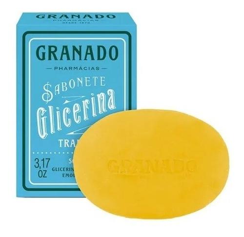 Sabonete Granado 90g Neutro (kit 6 X 90g)