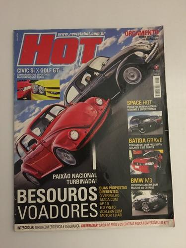 Revista Hot - Civic Golf Fusca Space Bmw