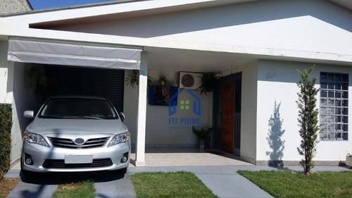 Casa Residencial À Venda, Jardim Canaã, São José Do Rio Preto - Ca1245. - Ca1245