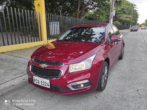 Chevrolet Cruze Ta 2016