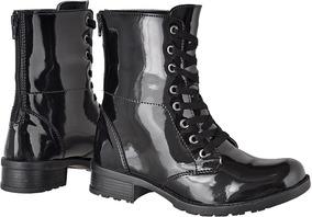 40ac3a4243 Coturno Policial Feminina - Sapatos no Mercado Livre Brasil