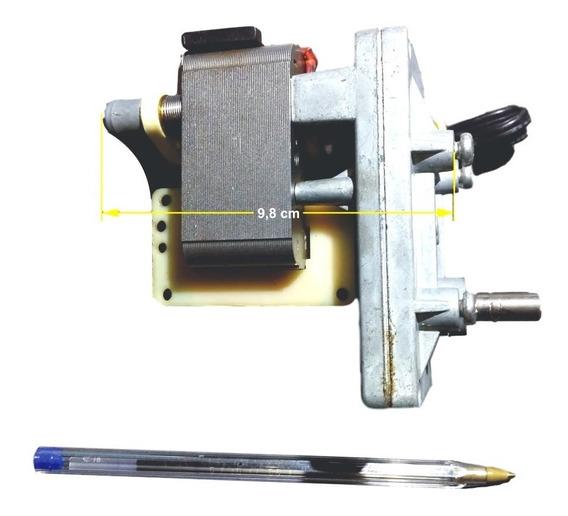 Caixa De Redução Com Motor Ac 110v