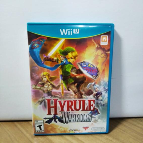 Hyrule Warriors Wii U Seminovo