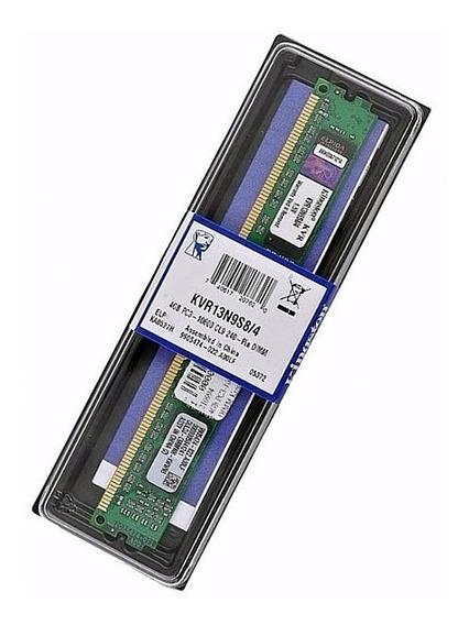 Memória Kingston 4gb Ddr3 1600mhz 240-pin P/ Placa Mãe Gigab