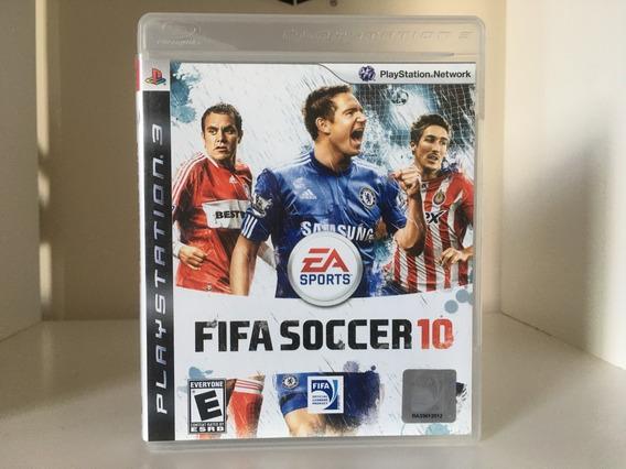 Fifa Soccer 10 - Ps3 - Mídia Física Original
